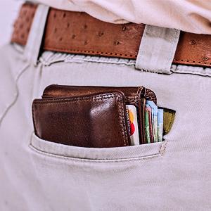 best tri fold wallet
