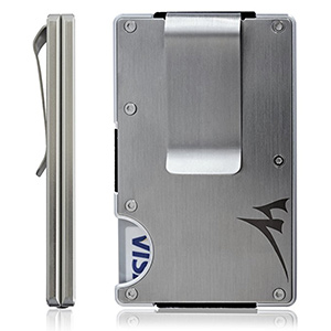 best martrams aluminium minimalist money clips with card holder