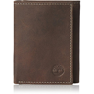 best timberland mens leather tri fold wallet
