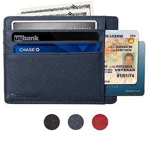 best travelsafe genuine leather rfid wallet