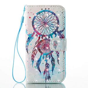 Best Jancalm Galaxy S7 leather Wallet Case