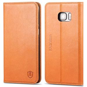 Best Shieldon Genuine Leather Galaxy S7 Wallet Case