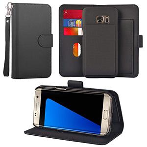 Best ursspeedteklive premium leather Galaxy S7 Wallet Case