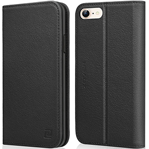 best zover iPhone 6s genuine leather Wallet Case