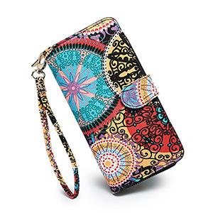 best loveshe womens new design wristlet wallet